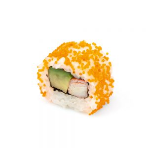 California Roll Tobiko