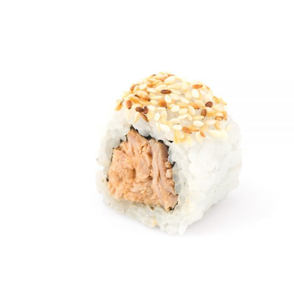 Cooked Maguro Roll