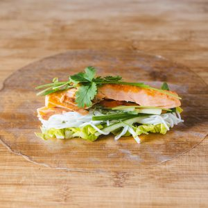 Sommerspecial Lachs
